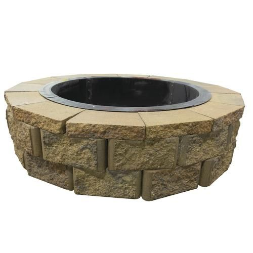 36 Lakewood Fire Pit Project Material List At Menards 36 Lakewood Fire Pit Project Material List Fire Pit Fire Ring Outdoor Heating