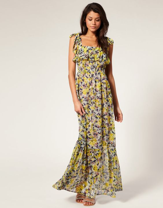 maxi-dress-ideas-for-party- - Long Summer Dress - Pinterest - ASOS ...
