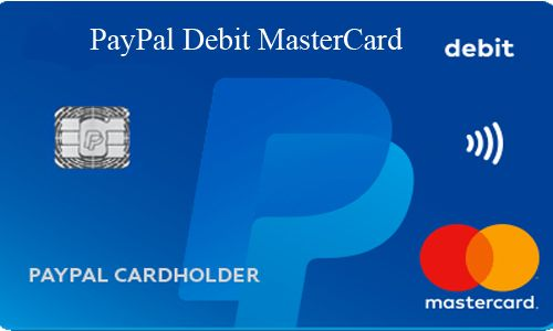 Paypal Debit Mastercard How To Setup A Paypal Account Debit