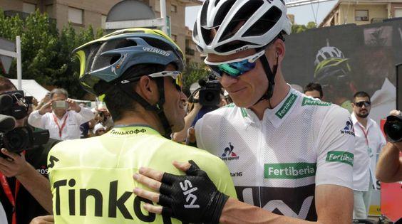 """Contador y Froome, ante la gran crono: """"No nos rendimos"""""""