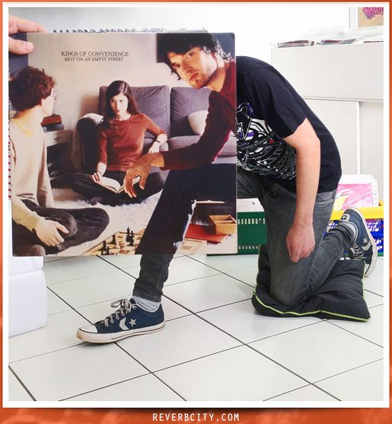 SLEEVEFACE REVERBCITY - RECORD STORE DAY 2015