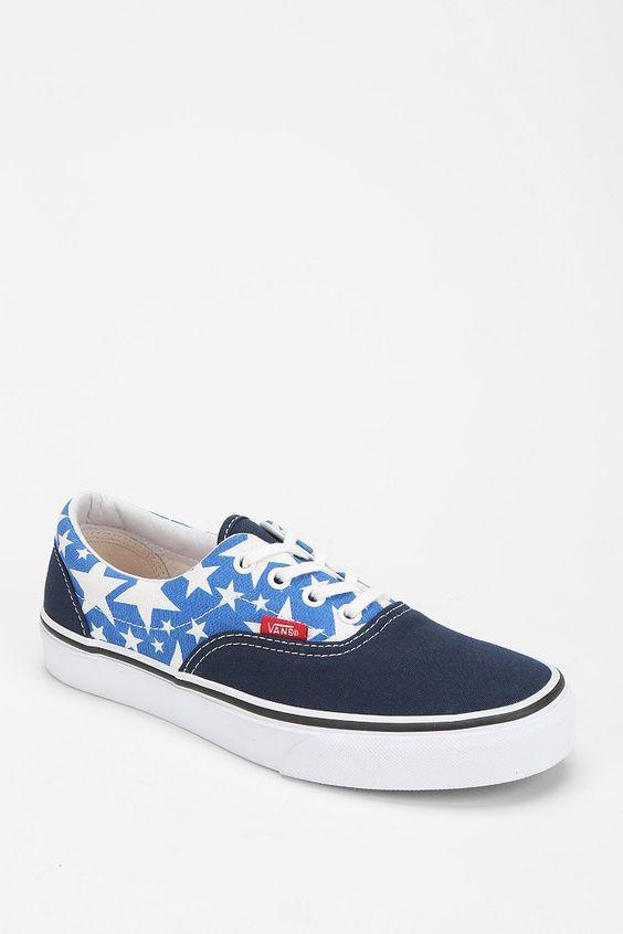 Vans Era Star Print Women's Low-Top Sneaker
