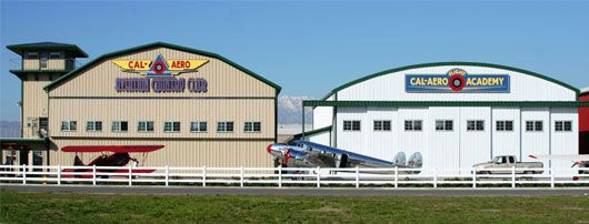 vintage airplane hangar design
