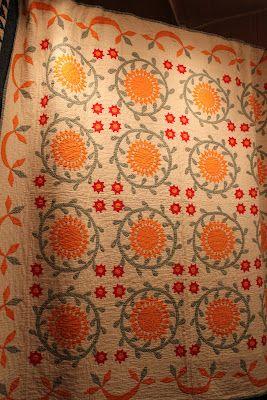 antique quilts, Aurora Colony Quilt Show, vintage quilts