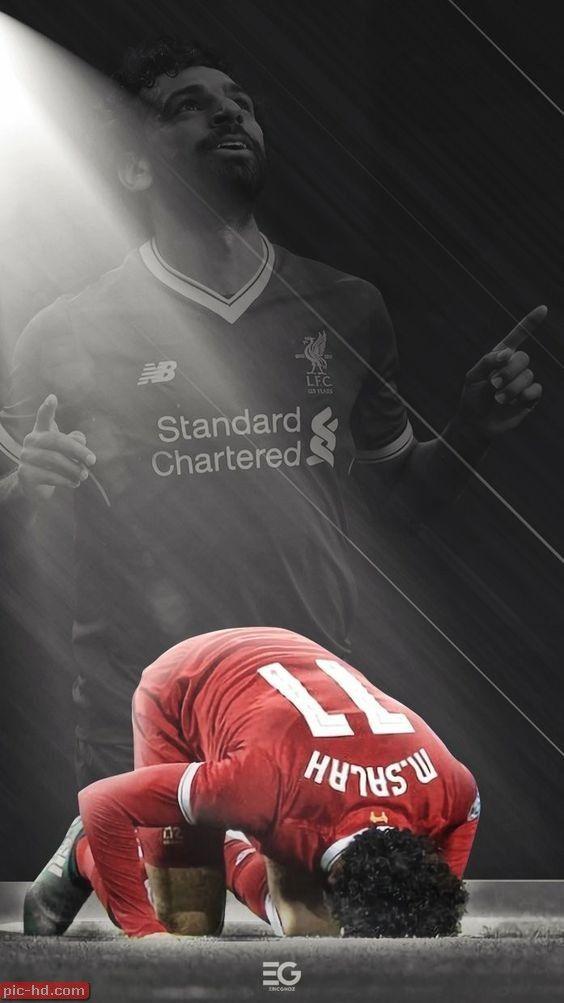 صور محمد صلاح خلفيات محمد صلاح غلاف فيس بوك Mohamed Salah 欧州サッカー サッカー選手 リバプール