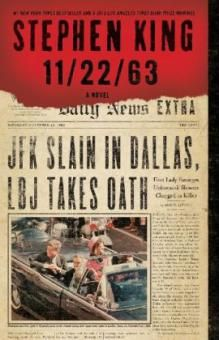 11/22/63 (Der Anschlag) -by- Stephen King.  Even if you are not a fan of his Works... you will like, if not love, it. :)