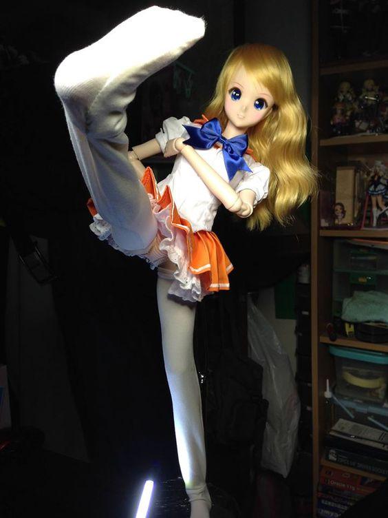 Kizuna Yumeno Smart Doll by 林胡黎