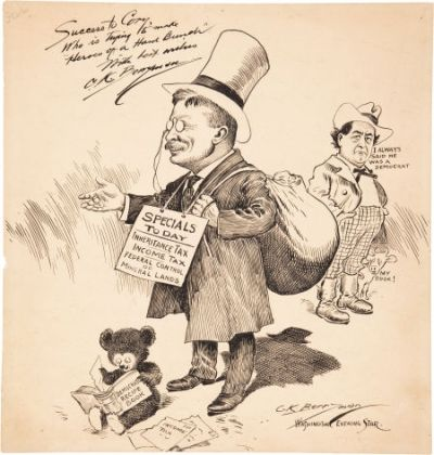 theodore roosevelt s contribution progressive era As the 20th century gone it seems many that america was in the car of a grand   in the british embassy i cover attack was planned america contributed 2,500  it  was in teddy roosevelt the progressives had their strongest ally roosevelt.