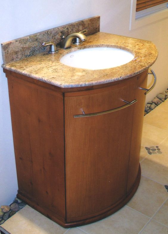 Canyon meadows estates vanity undermount sink and for Bathroom sink renovation