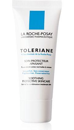 Wszystko o Toleriane Kojący krem ochronny (lekka konsystencja), produkcie z gamyToleriane od La Roche-Posay zalecanym do Skóra bardzo  wrażliwa,  alergiczna. Darmowe porady ekspertów