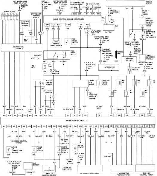 1998 Caravan Wiring Diagram