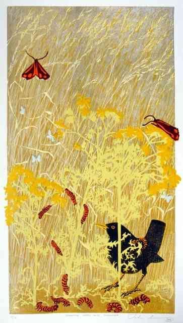 ilustración de Julia Manning