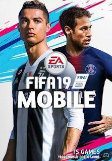 Download Fifa19 Apk Data Obb Mod For Android And Ios Ts Games Sepak Bola Fifa Bola Kaki