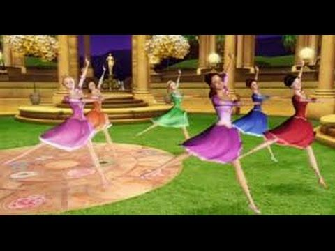 SCARICA FILM CARTOON BARBIE 12 PRINCIPESSA DANZANTI