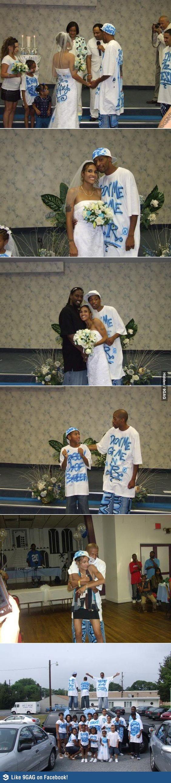 Happy Ghetto Wedding