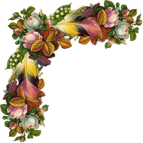 Glanzbilder - Victorian Die Cut - Victorian Scrap - Tube Victorienne - Glansbilleder - Plaatjes : Blumenranken - Tendrils of flowers - Vrilles de fleurs: