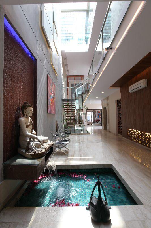 Architect Delhi: Kapil Aggarwal and Nikhil Kant : Spaces Architects |  INTERIOR | Pinterest | Architects, Spaces and Interiors