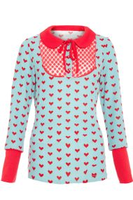 Hearts & Lace Sweater