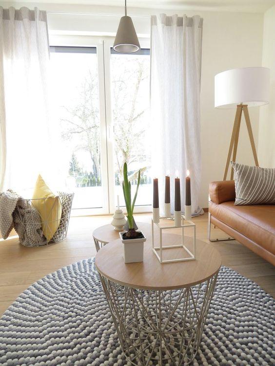Die besten 25+ Ledercouch Ideen auf Pinterest Weiße ledercouch - joop teppich wohnzimmer