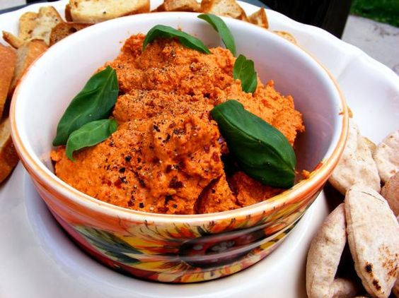Red Pepper and Walnut Spread) | Recipe | Roasted Red Peppers, Red ...