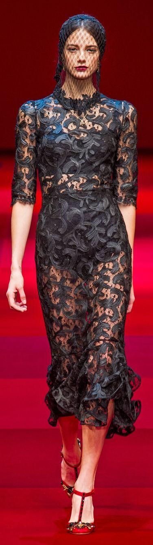 Dolce & Gabbana Spring 2015 ~ Milan: