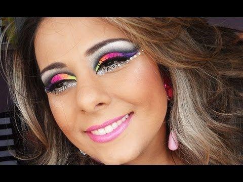Maquiagem Artística Carnaval 2013 por Patrícia Hipólito