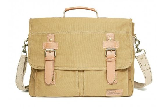National Geographic Explorer Capetown Messenger Bag NGE302901210 | Luggage Pros