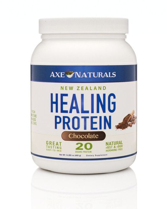 Get Free Shipping + $10 off when you order the 3-Pack of Vanilla or Chocolate Healing Protein. New formula made with Non-GMO Whey Protein from pasture-raised New Zealand Cows! Master Your Metabolism w