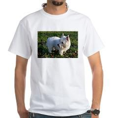 4 full westie T-Shirt > West Highland White Terrier > Paw Prints 5