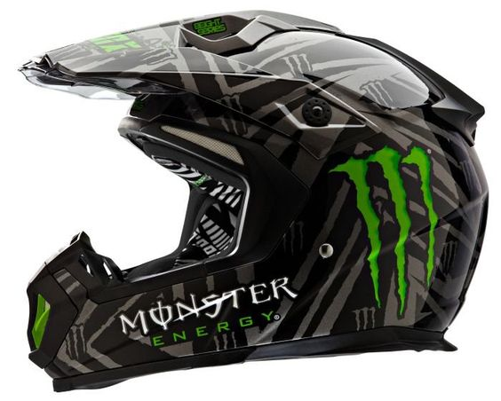helmets monster energy and monsters on pinterest. Black Bedroom Furniture Sets. Home Design Ideas