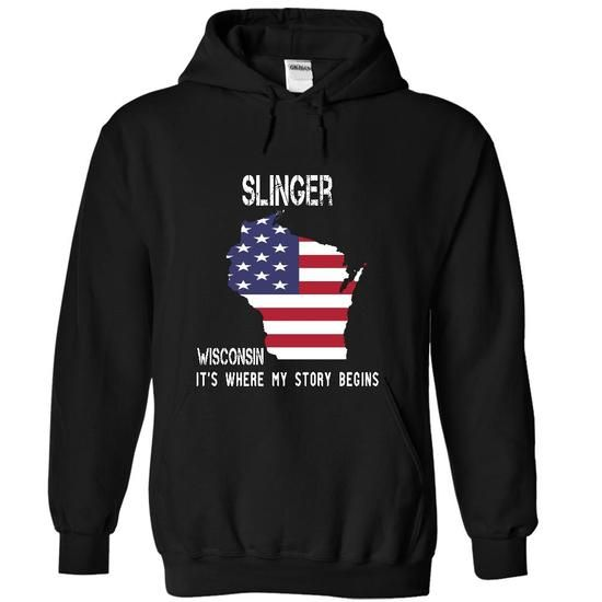 Slinger It's Where My Story Begins T Shirts, Hoodies. Get it here ==► https://www.sunfrog.com/No-Category/Slinger--Its-where-my-story-begins-2338-Black-19029330-Hoodie.html?57074 $39.45