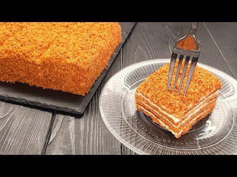 30 Dəqiqədə Pambiq Kimi Yup Yumsaq Balli Tort Resepti Tort Medovik Myfoodchannel Youtube Cheesecake Desserts Food