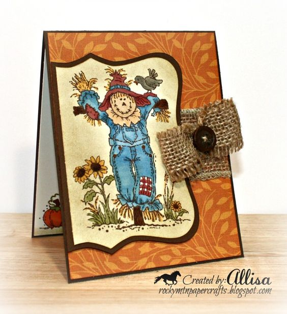 S1209 Fall Favorites Close To My Heart Stamp of the Month