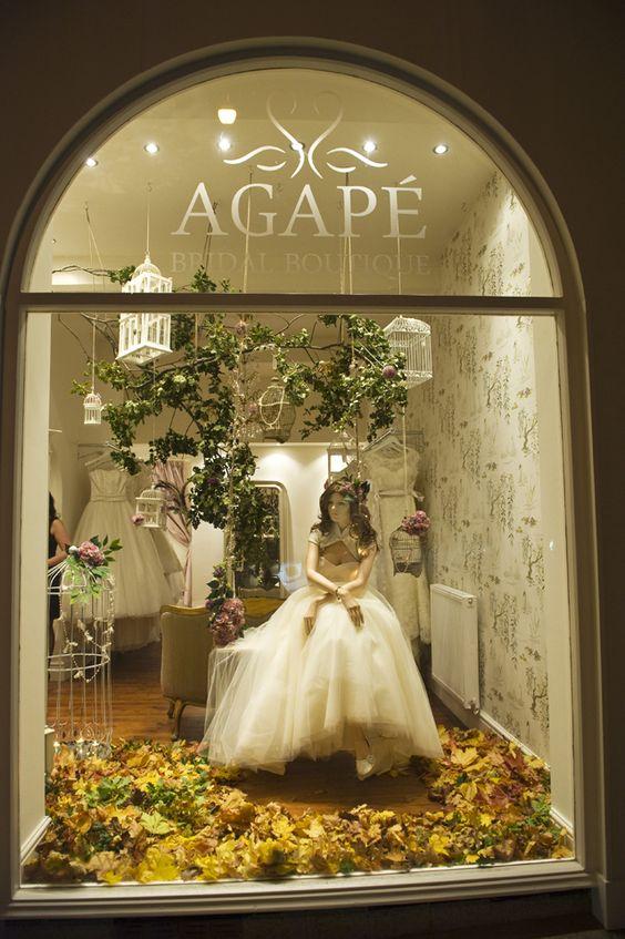 %Wedding IdeasIntroducing the New Generation of Bridal Shop   Agape Bridal Boutique