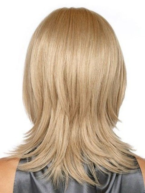 Trendy Medium Length Hairstyles For Round Faces Pictures Tips Hairstyles Models Long Layered In 2020 Medium Length Hair Styles Long Hair Styles Medium Hair Styles