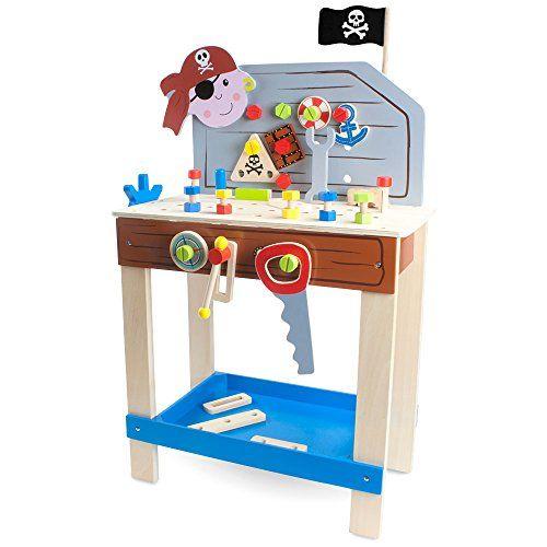 Imagination Generation Wooden Wonders Ultimate Pirate Work Bench Imagination Generation http://www.amazon.com/dp/B016E1C9P2/ref=cm_sw_r_pi_dp_UYYDwb19YJG9V