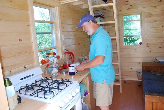 Life At 6MPH Tiny house