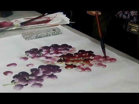 Joyce Hicks Power Point Presentation of Watercolor Landscapes - YouTube
