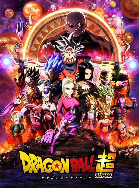 Dragon Ball Super Torrent - WEB-DL 720p/1080p Dual Áudio
