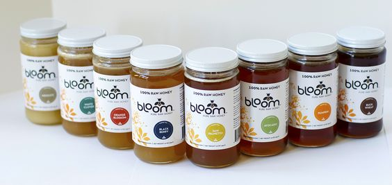 Our new raw honey collection includes new varietals - Mesquite, Saw Palmetto, Blackberry, Avocado, and Pumpkin!