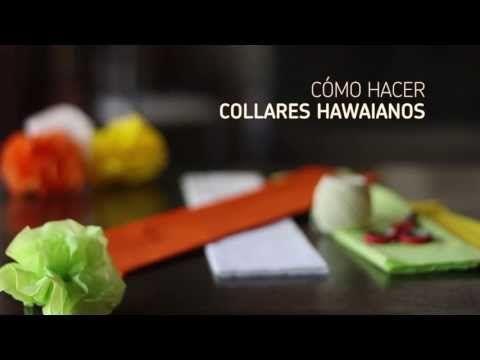 Para Fiestas Veraniegas Cumpleaños O Cotillón Los Collares Hawaianos Son Básicamente Per Collares Hawaianos Como Hacer Collares Hawaianos Como Hacer Collares