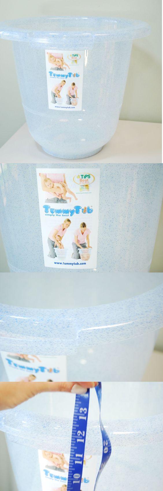 Bath Tubs 113814: Original Tummy Tub Upright European Baby Bath ...