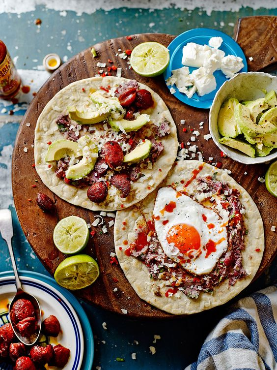 Baleadas have all the hallmarks of a great Central American meal – with Mexican, Spanish and Caribbean influences. Try Jamie's pimped-up baleada recipe