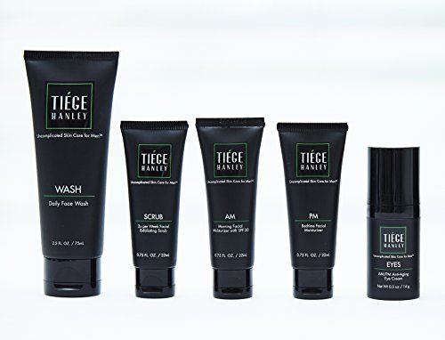 Tiege Hanley Mens Skin Care System Level 2 Click For Special Deals Facialscrubs Skin Care System Mens Skin Care Quality Skin Care Products