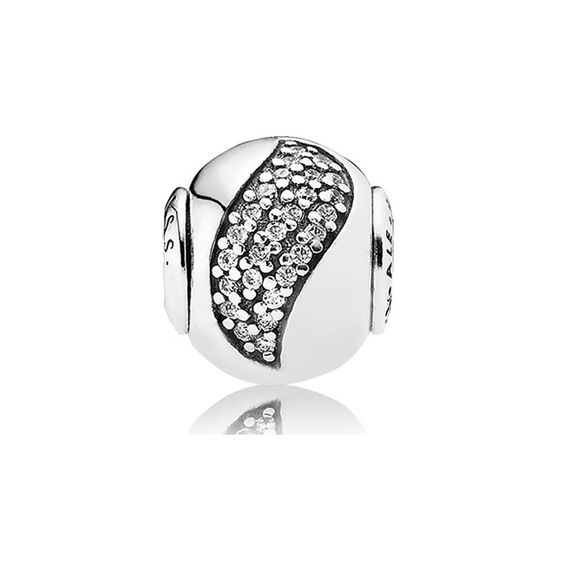 Pandora Essence Collection HAPPINESS Charm - $55