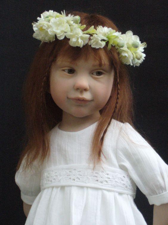 bonecas de Laurence Huet
