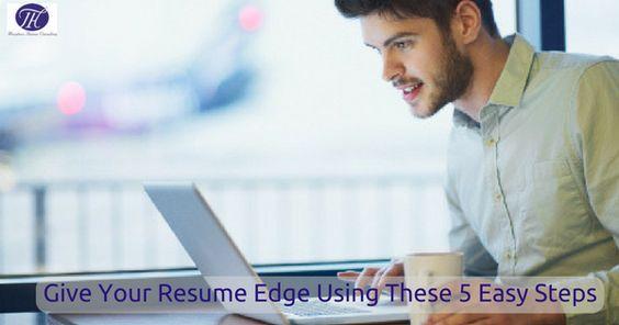 5 Top Tips For Personal Branding !! #recruitment #career - resume edge