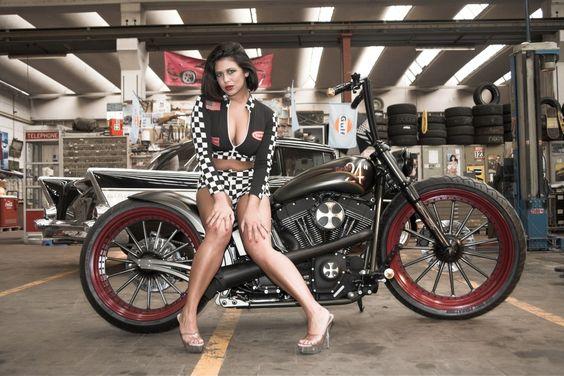 "Thunderbike ""Fun Ride 24"" (Harley-Davidson Softail)"