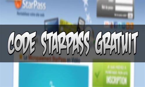 Generateur De Code Starpass Et Allopass Gratuit En 2020