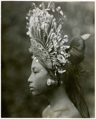 Vintage Photo By Andre Roosevelt